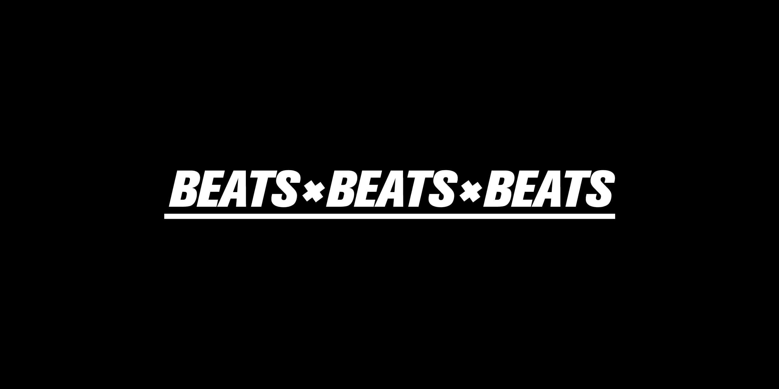 logo beats beats beats