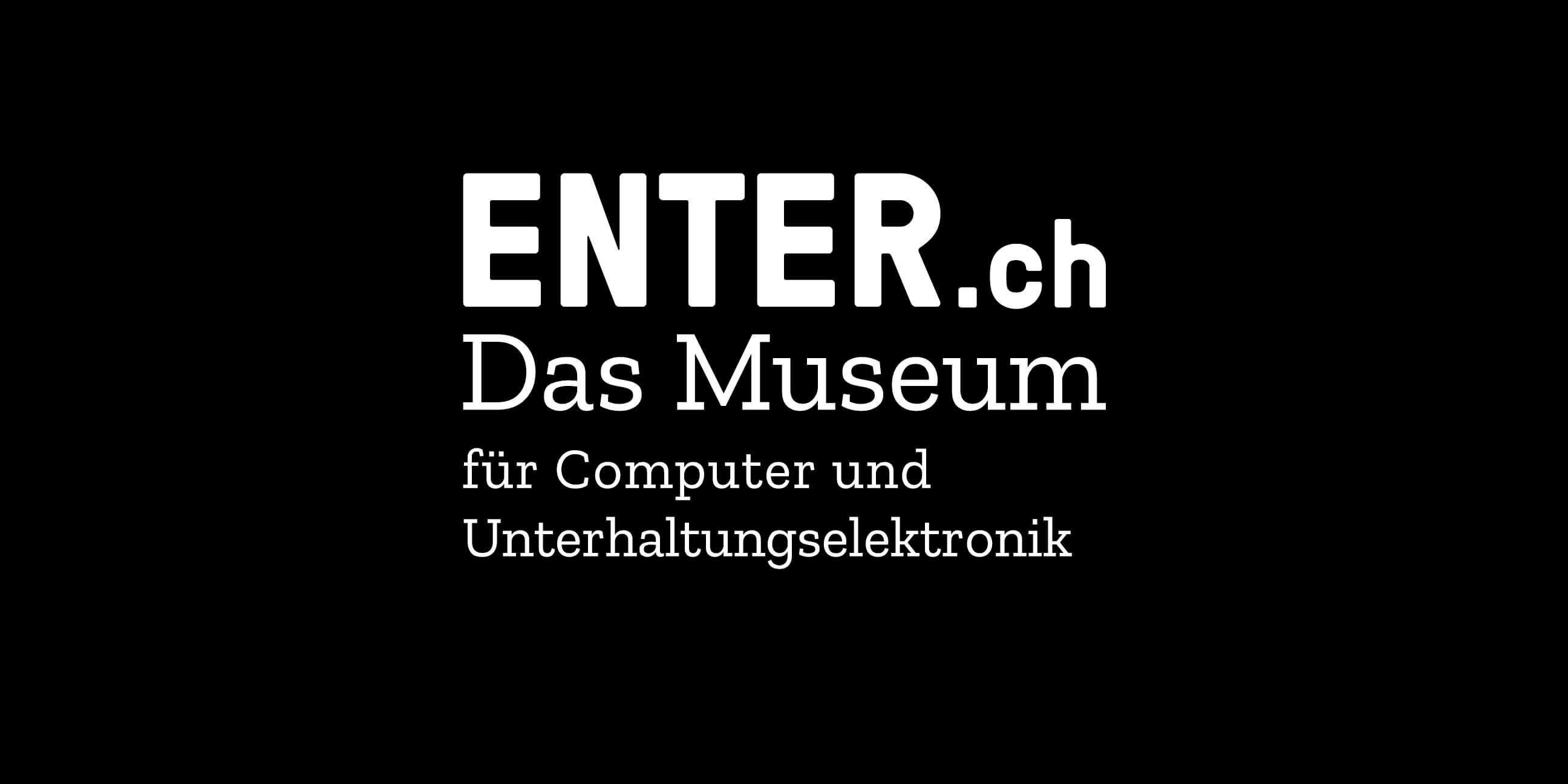 logo museum enter