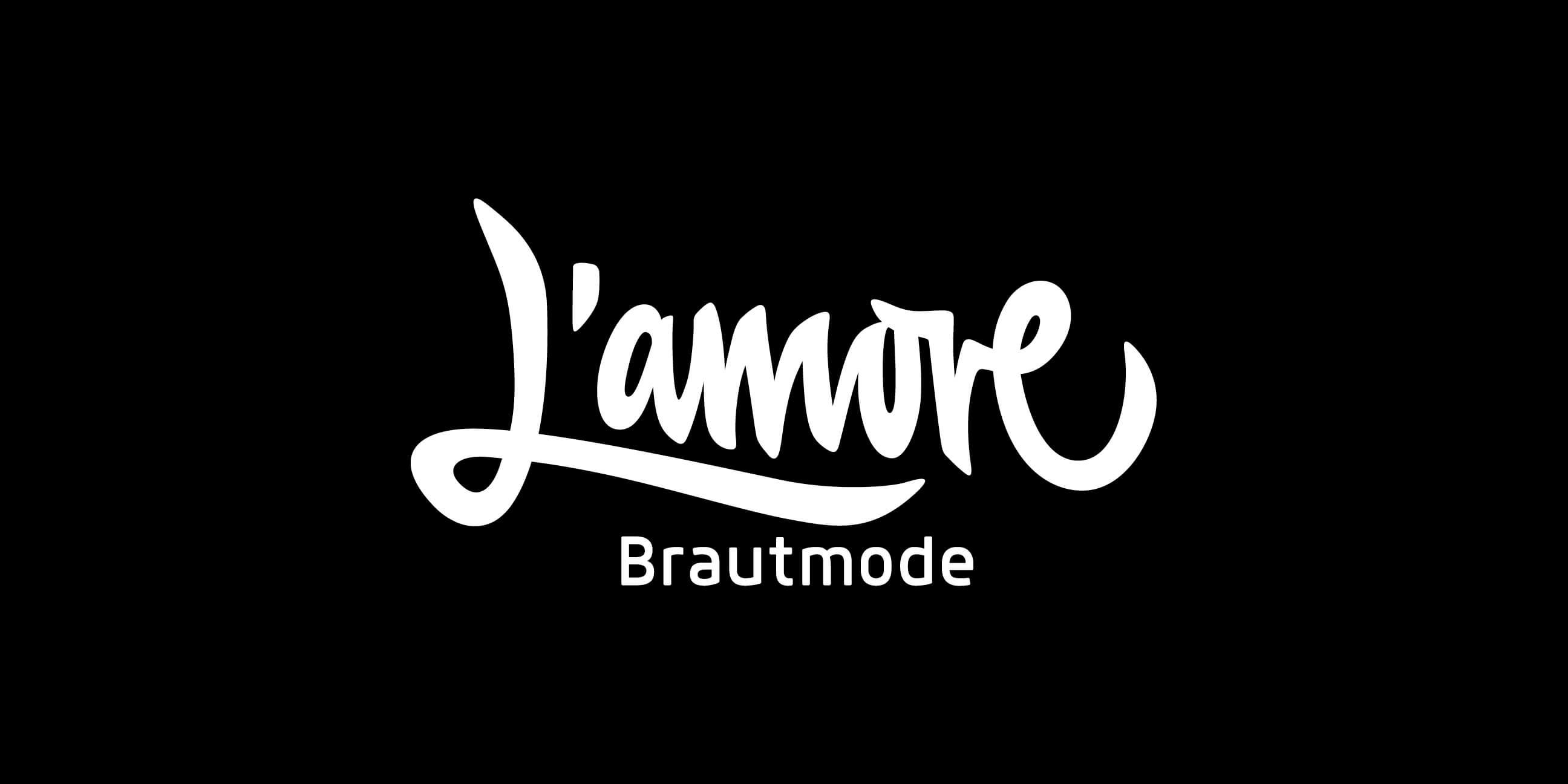 logo l'amore brautmode