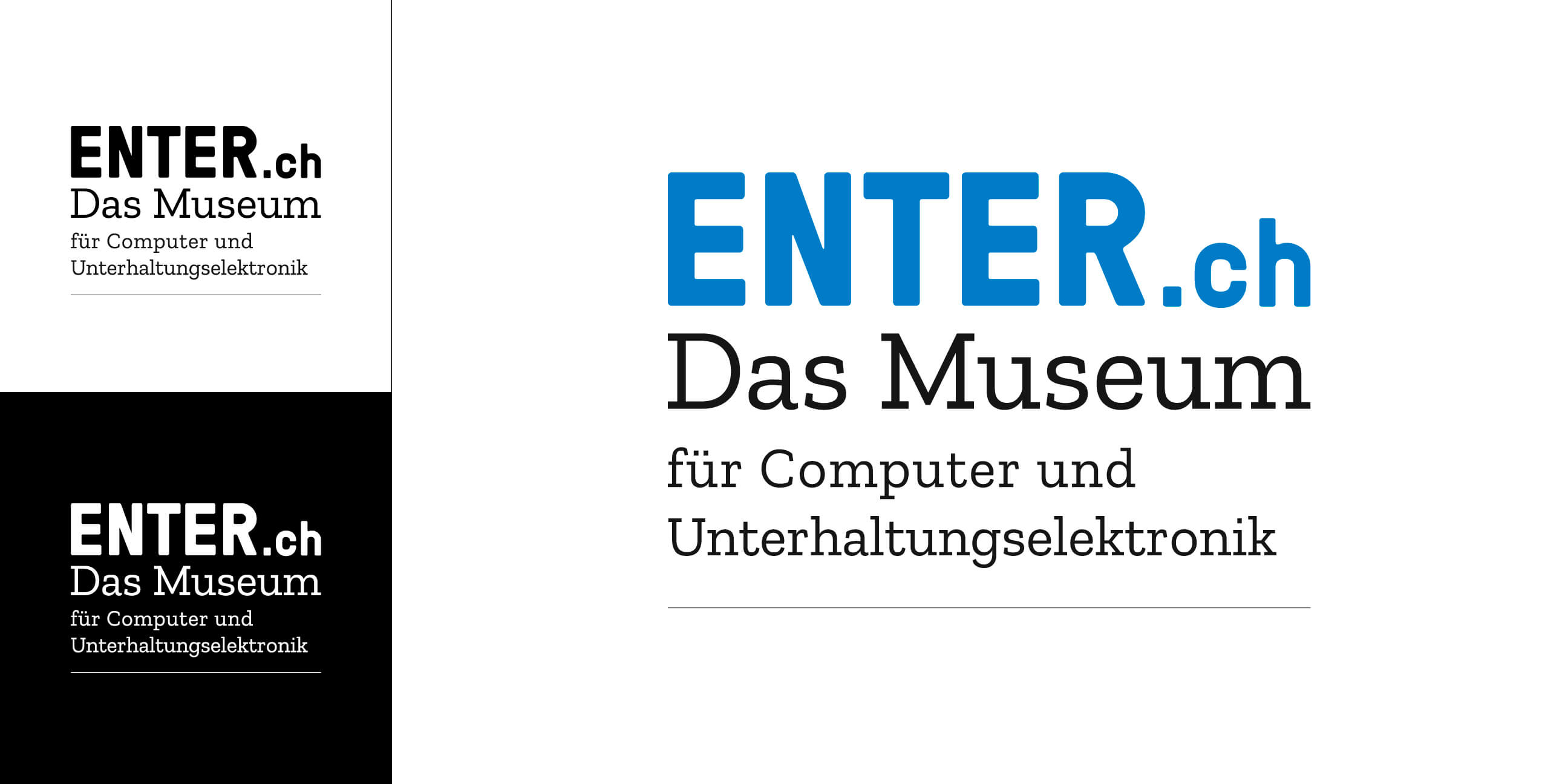 museum enter logo