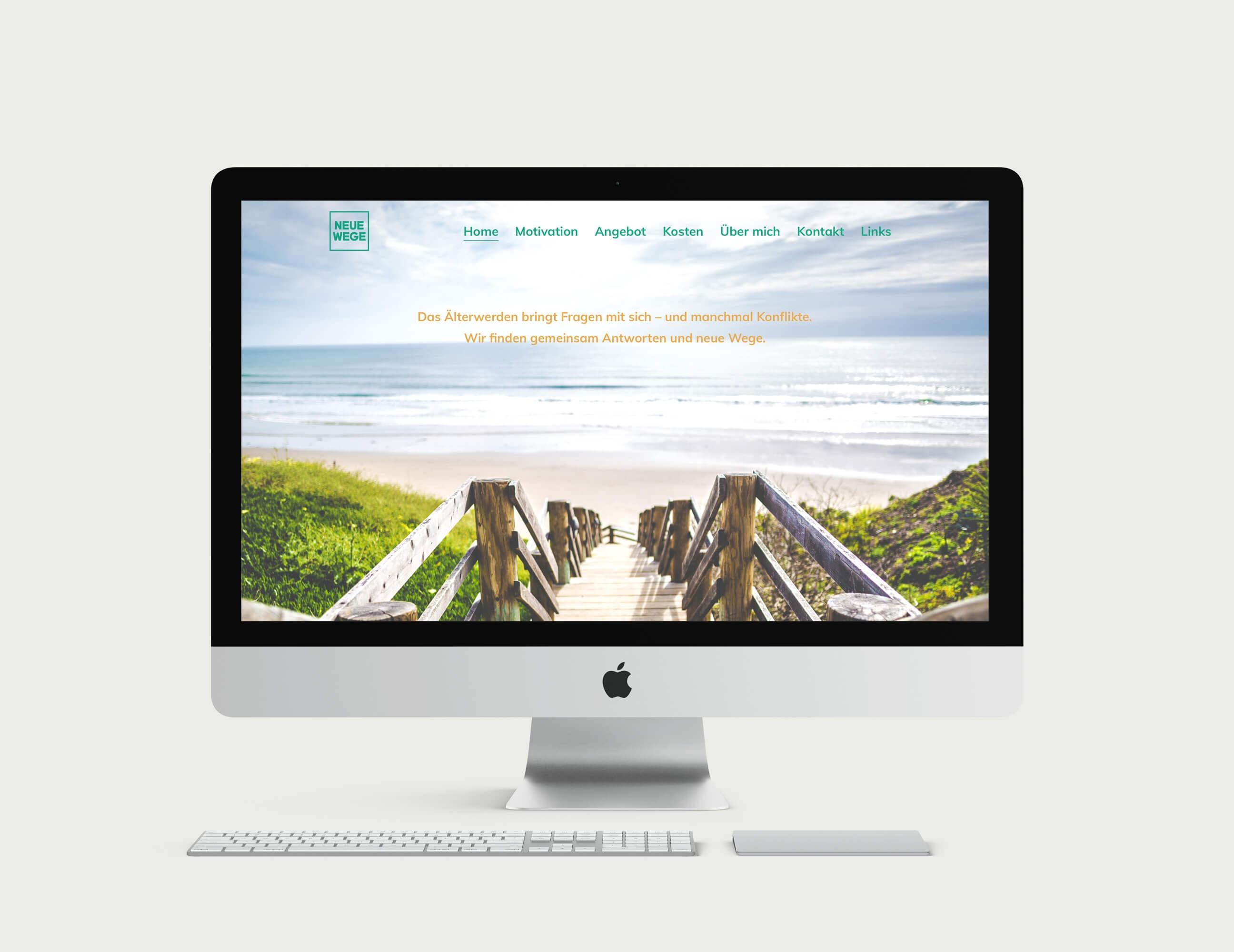 neue wege desktop